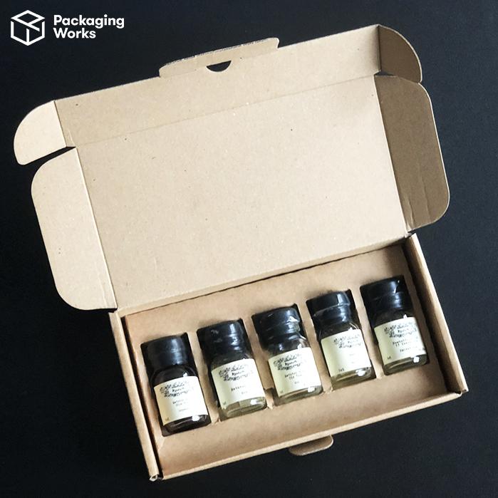 Stability in bespoke packaging