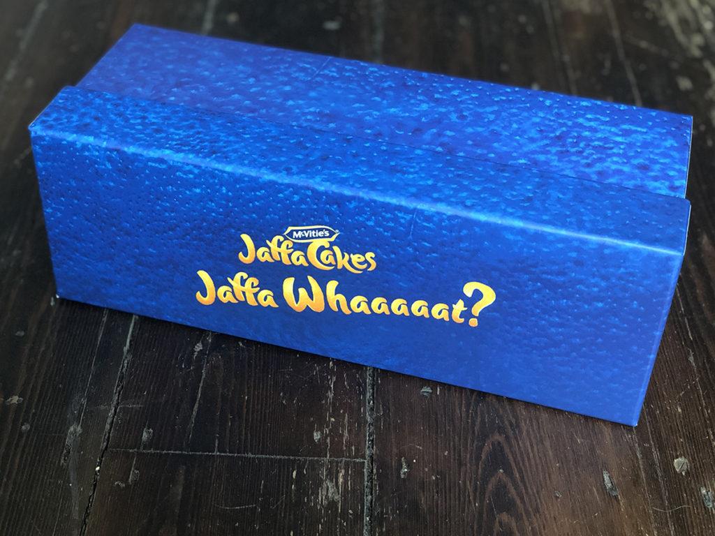 box from jaffa nibbles
