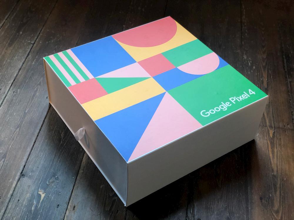 google pixl packaging