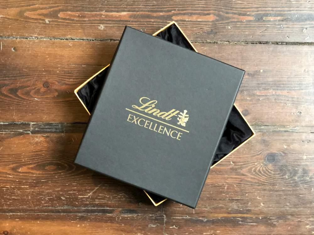 lindt packaging