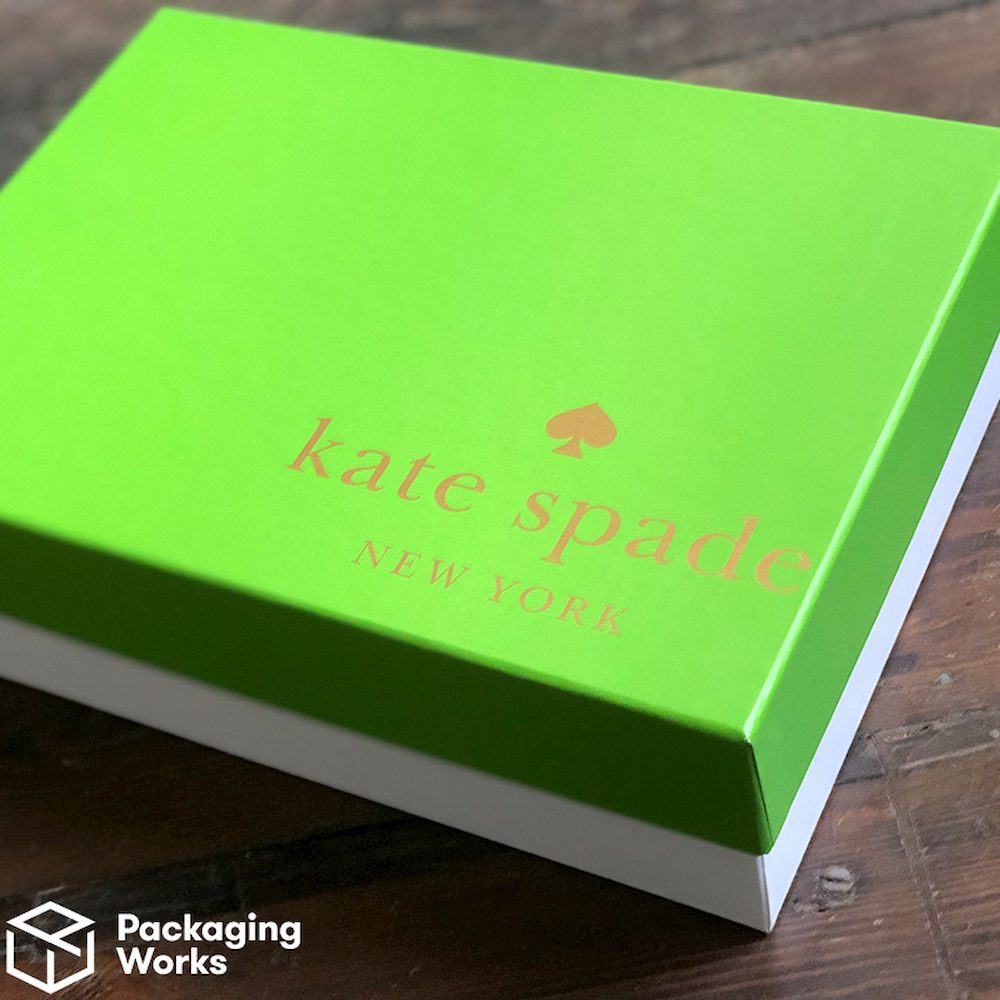 Kate spade custom packaging