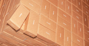 storage for packaging