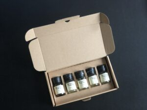 Drinks by the Dram packaging